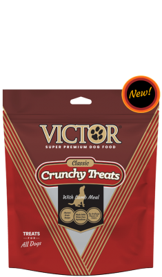Victor Crunchy Dog Treats with Lamb Meal