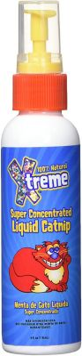 Xtreme Super Concentrated Liquid Catnip Spray