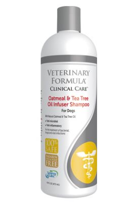 Synergy VF CC Oatmeal & Tea Tree Oil Shampoo