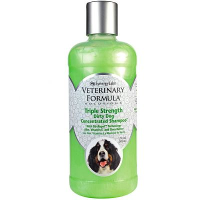 SynergyLabs VFS Triple Strength Dirty Dog Concentrated Shampoo