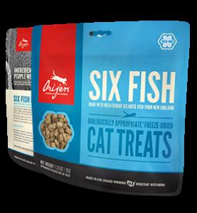 Orijen Six Fish Cat Treat