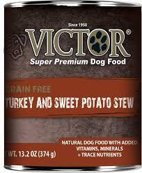 Victor Dog GF Turkey and Sweet Potato Stew