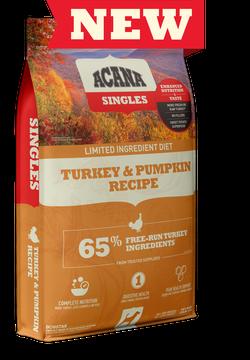 Acana Turkey & Pumpkin