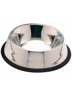 No-Tip Mirror Stainless Steel Dish