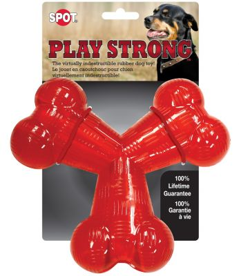 """Play Strong Rubber Trident 6"""""""