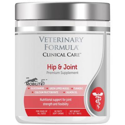 SynergyLabs VFCC Skin & Hip & Joint Dog Supplement