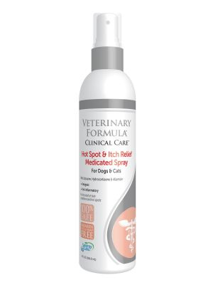 Synergy VFCC Hot Spot and Itch Relief Spray 8oz